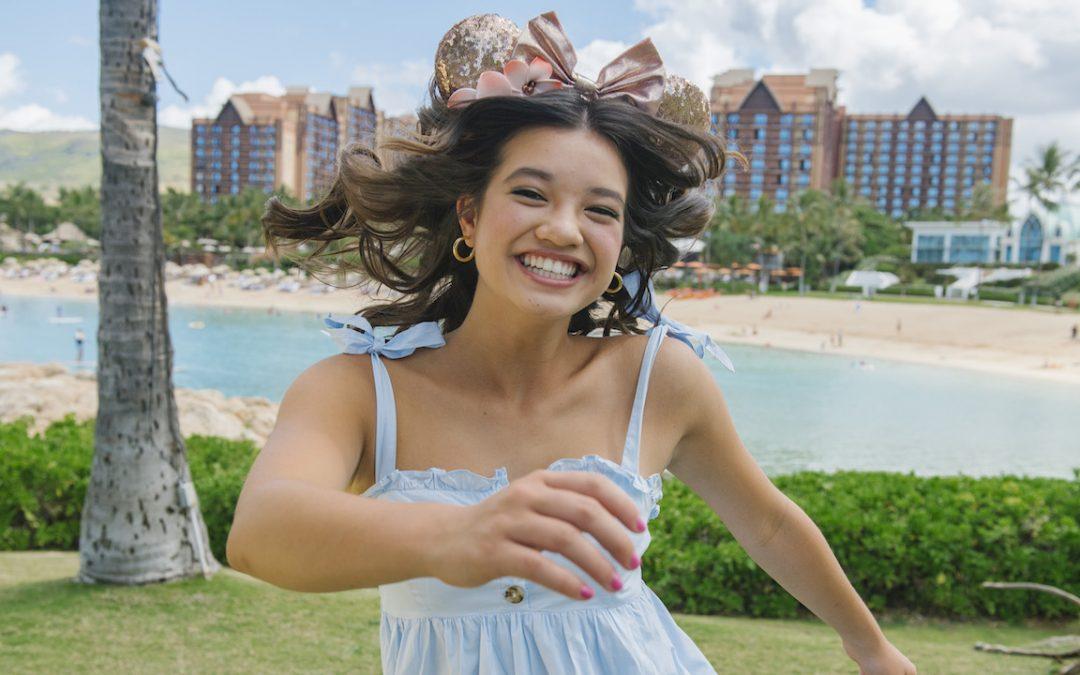 Peyton Elizabeth Lee Shares Her Favorite Things at Aulani Resort